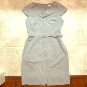 Classic Work Dress by Calvin Klein